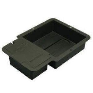 Autopot 1pot tray & lid black