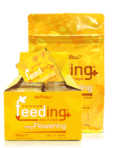 Powder Feeding long Flowering 25kg